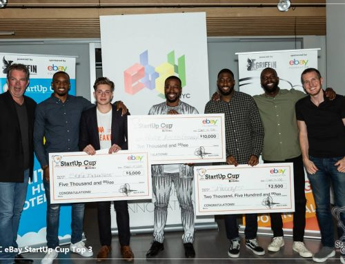 NYC – eBay StartUp Cup Announce Top 3 Winners